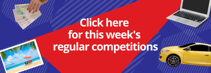 Simply Prizes -The UK's Ultimate Competition Service