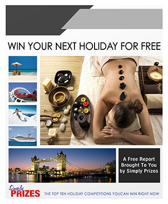 win your holiday for free